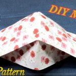 Face Mask with Easy Pattern