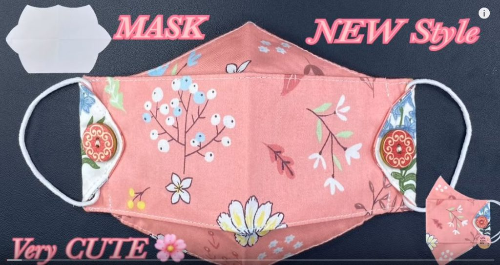 NEW Design DIY Face Mask Hawk Style