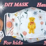 Face Mask Hawk Style for Kids 3 Layers