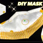 Very Easy DIY Fabric Face Mask
