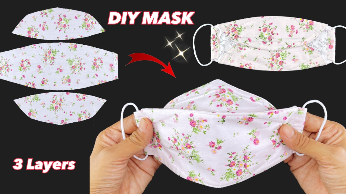 diy Face Mask KF94